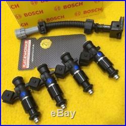 Set New 1000cc BOSCH Fuel injector E85 OK WRX LIBERTY 2.0 + 2.5 L NA EJ201 EJ251
