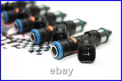Set of 5, Bosch EV14, 750cc Stainless Fuel Injectors, Volvo, Focus RS, Matched