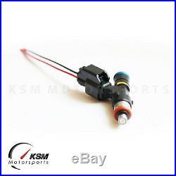 Set of 6 x 1400cc fuel injectors for TOYOTA SUPRA 2JZGTE fit BOSCH EV14 E85