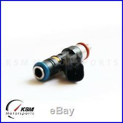 Set of 6 x 850cc fuel injectors for TOYOTA SUPRA 2JZGTE fit BOSCH EV14 e85