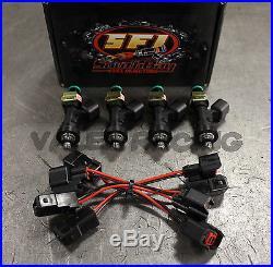 SouthBay 1000cc Bosch EV14 Honda / Acura B Series Fuel Injectors OBD1