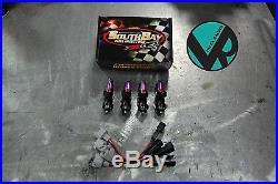 SouthBay 2200cc Bosch EV14 Honda / Acura B Series Fuel Injectors OBD1