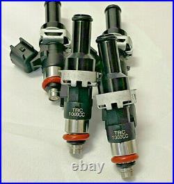 TRC TURBO BOSCH E85 1000cc FUEL INJECTORS KIT (4) FOR D16 B16 B20 H22 HONDA