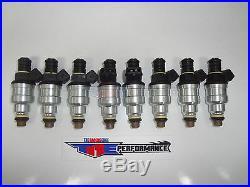 TRE 114LB/HR Fuel Injectors Fit Bosch Chevy Ford V8 LS1 LT1 5.0L EV1 1200cc/min