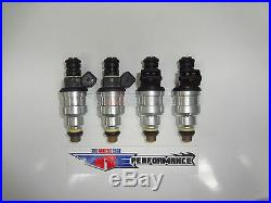TRE Flowmatched 1200cc High Bosch Wide Fuel Injectors 1.8T Turbo 2.3L 100lb 4