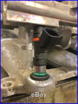 Toyota 1UZFE Bosch 550cc Fuel Injectors Full Set of 8 with seals
