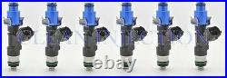 Toyota JZX100 JZX110 CRESTA 1JZGTE VVT-I Bosch 550cc Fuel Injectors