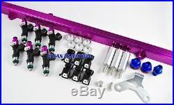Toyota Supra 2JZGTE 2jz-gte 1000cc rail fuel Kit injectors VVti JDM Aristo