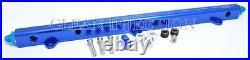 Toyota Supra 7mge 7mgte Bosch 1000cc Fuel Injector Fuel Rail Kit turbo MK3 pur