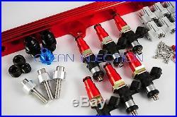 Toyota Supra 7mge 7mgte Bosch 2200cc Fuel Injector Fuel Rail Kit turbo MK3 pur