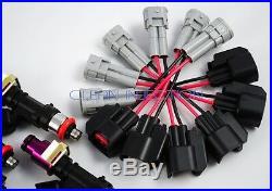 Toyota Supra Lexus 7mge 2jzge Bosch 1000cc Fuel Injectors 1gfe 2jz-ge twin turbo