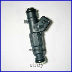 UPGRADE- Set of 8- NEW Bosch Gen III EV1 Fuel Injectors 0280156211- INCREASE MPG