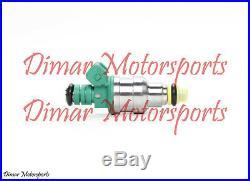 V12 5.0L 5.6L 5.4L BMW Genuine BOSCH Fuel Injector Set Upgrade 4 Nozzle Update