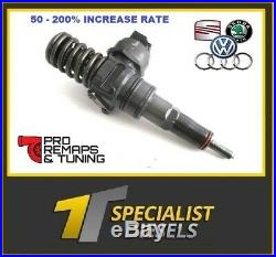 VW AUDI SKODA SEAT PD150 Performance PD injectors for Remapping purposes