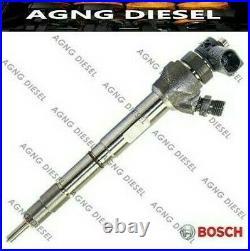 Vw Audi Seat Skoda 1.6 Tdi Fuel Injector 0445110473 04l130277ad 0 986 435 259