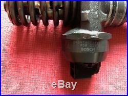 Vw Audi Skoda Seat 1.9 Tdi Bosch Diesel Fuel Injector 038130073ag 0414720215
