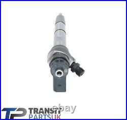 Vw Passat 2.0 Tdi Diesel Fuel Injector Genuine Vw Bosch 0445110469