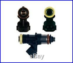 X4 Bosch 2200cc High Impedance Fuel Injectors For 92-95 Honda CIVIC Ex Si D16z6